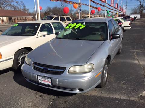 2005 Chevrolet Classic for sale at ROUTE 6 AUTOMAX - THE AUTO EXCHANGE TRADE LOT in Harvey IL
