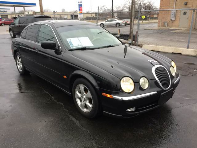 2001 Jaguar S-Type for sale at ROUTE 6 AUTOMAX - THE AUTO EXCHANGE in Harvey IL