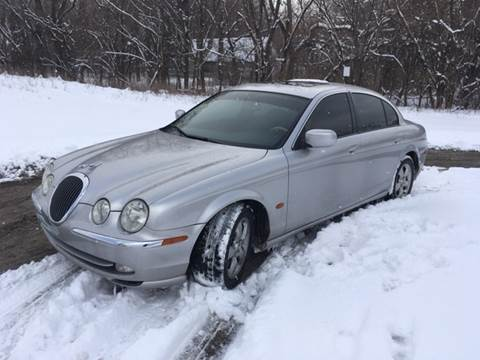 2001 Jaguar S-Type for sale at ROUTE 6 AUTOMAX in Markham IL