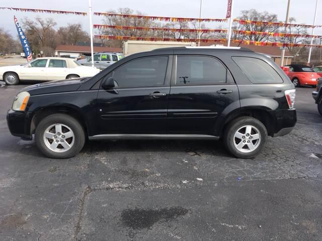 2007 Chevrolet Equinox for sale at ROUTE 6 AUTOMAX in Markham IL