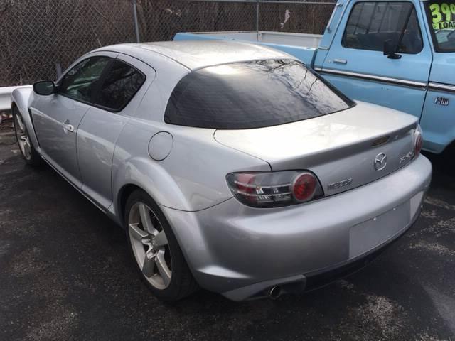 2005 Mazda RX-8 for sale at ROUTE 6 AUTOMAX in Markham IL