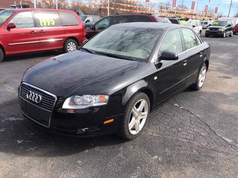 2006 Audi A4 for sale at ROUTE 6 AUTOMAX in Markham IL