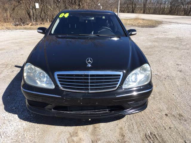 2004 Mercedes-Benz S-Class for sale at ROUTE 6 AUTOMAX in Markham IL