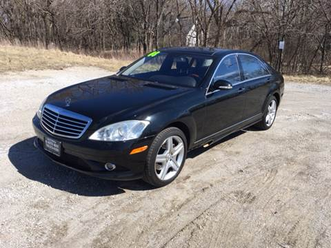 2008 Mercedes-Benz S-Class for sale at ROUTE 6 AUTOMAX in Markham IL
