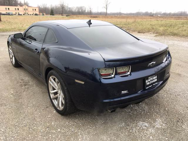 2011 Chevrolet Camaro for sale at ROUTE 6 AUTOMAX in Markham IL