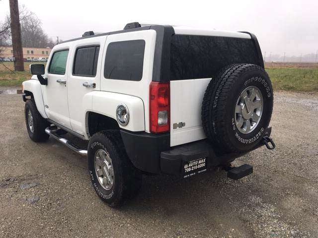 2006 HUMMER H3 for sale at ROUTE 6 AUTOMAX in Markham IL