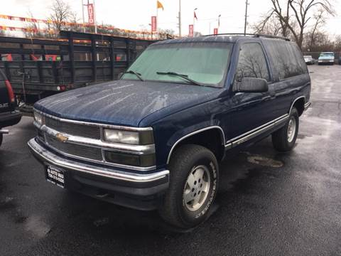 1995 Chevrolet Tahoe for sale in Markham, IL