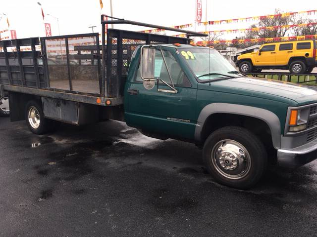1999 Chevrolet C/K 3500 Series for sale at ROUTE 6 AUTOMAX in Markham IL