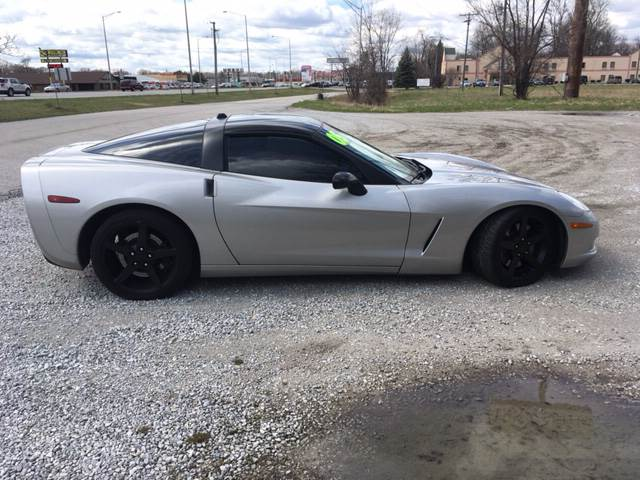 2005 Chevrolet Corvette for sale at ROUTE 6 AUTOMAX in Markham IL