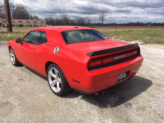 2009 Dodge Challenger for sale at ROUTE 6 AUTOMAX in Markham IL