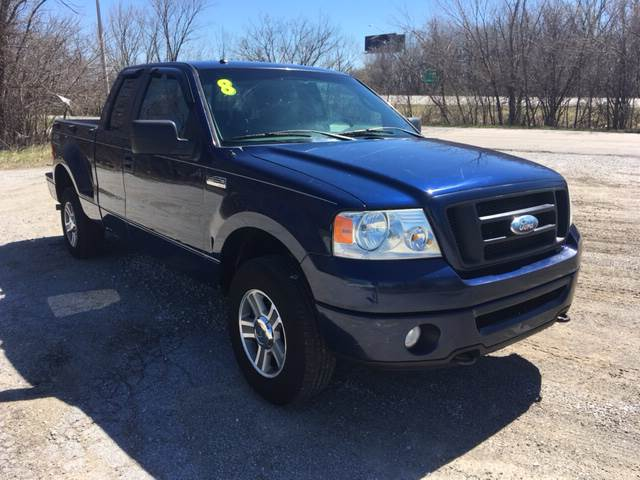 2008 Ford F-150 for sale at ROUTE 6 AUTOMAX in Markham IL