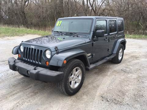 2007 Jeep Wrangler Unlimited for sale at ROUTE 6 AUTOMAX in Markham IL