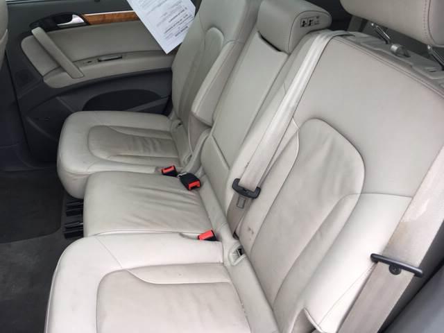 2008 Audi Q7 for sale at ROUTE 6 AUTOMAX in Markham IL