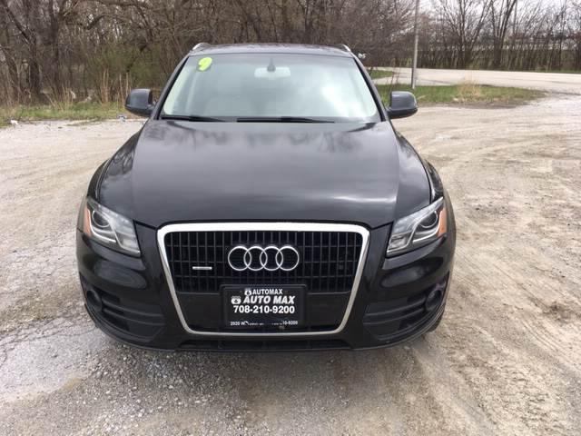 2009 Audi Q5 for sale at ROUTE 6 AUTOMAX in Markham IL