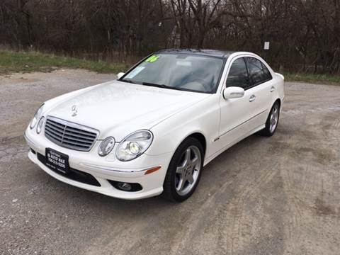 2006 Mercedes-Benz E-Class for sale at ROUTE 6 AUTOMAX in Markham IL