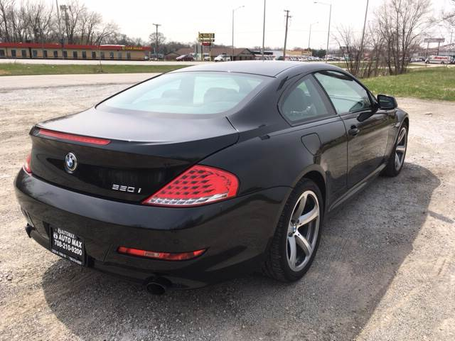 2010 BMW 6 Series for sale at ROUTE 6 AUTOMAX in Markham IL