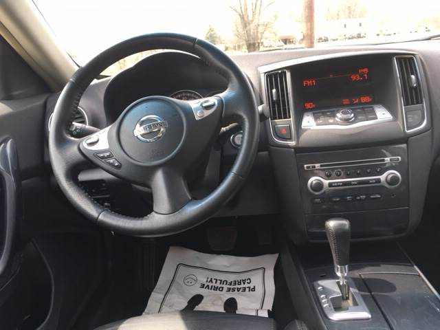 2013 Nissan Maxima for sale at ROUTE 6 AUTOMAX in Markham IL