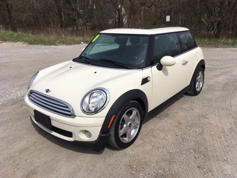 2010 MINI Cooper for sale at ROUTE 6 AUTOMAX in Markham IL