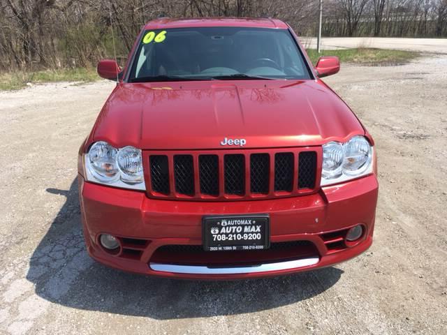 2006 Jeep Grand Cherokee for sale at ROUTE 6 AUTOMAX in Markham IL