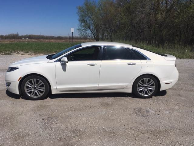 2013 Lincoln MKZ Hybrid for sale at ROUTE 6 AUTOMAX in Markham IL