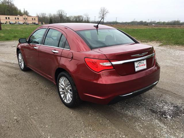 2012 Chrysler 200 for sale at ROUTE 6 AUTOMAX in Markham IL