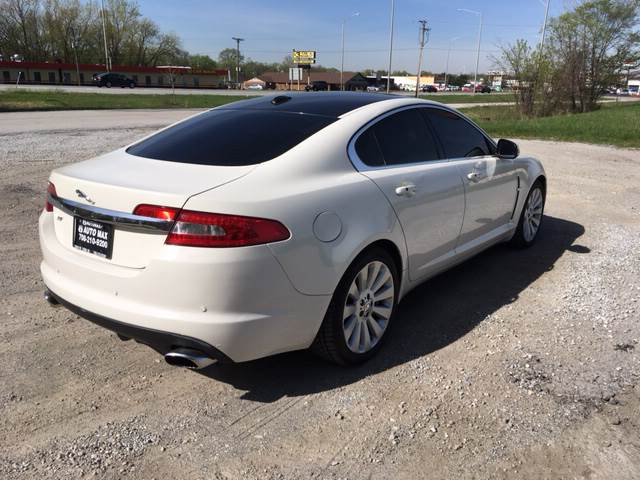 2009 Jaguar XF for sale at ROUTE 6 AUTOMAX in Markham IL