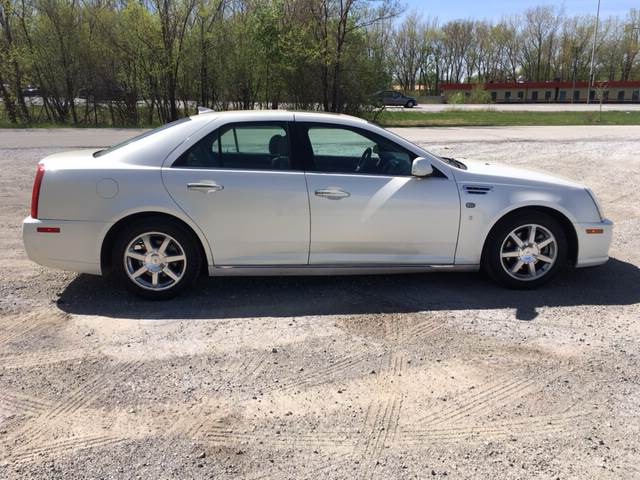 2009 Cadillac STS for sale at ROUTE 6 AUTOMAX in Markham IL