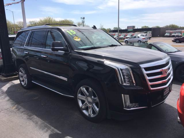 2015 Cadillac Escalade for sale at ROUTE 6 AUTOMAX in Markham IL