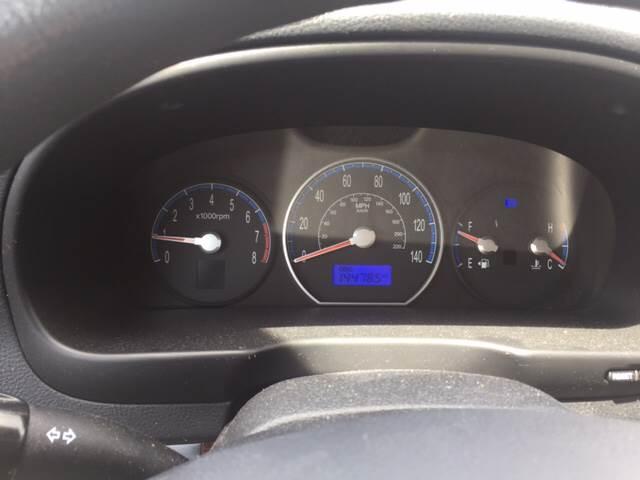 2007 Hyundai Santa Fe for sale at ROUTE 6 AUTOMAX in Markham IL