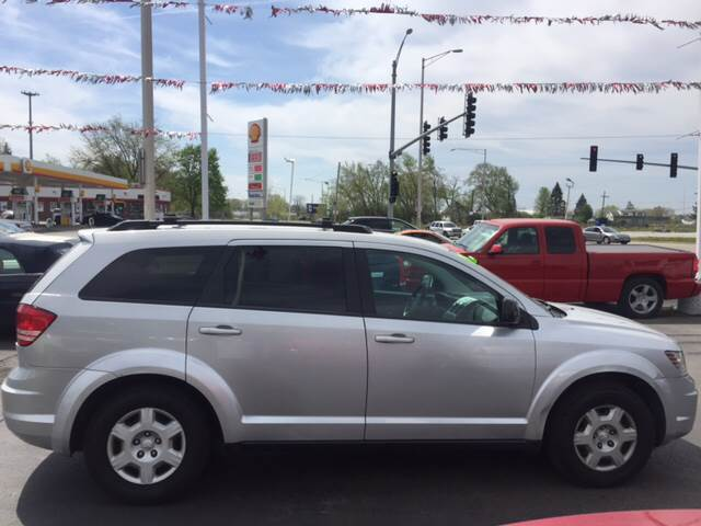 2009 Dodge Journey for sale at ROUTE 6 AUTOMAX in Markham IL