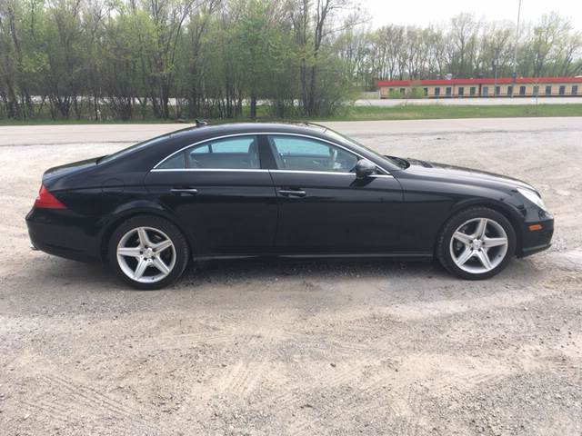 2009 Mercedes-Benz CLS for sale at ROUTE 6 AUTOMAX in Markham IL
