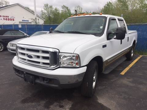 2000 Ford F-250 Super Duty for sale at ROUTE 6 AUTOMAX in Markham IL