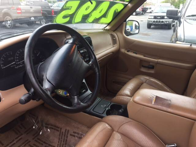 1996 Ford Explorer for sale at ROUTE 6 AUTOMAX in Markham IL