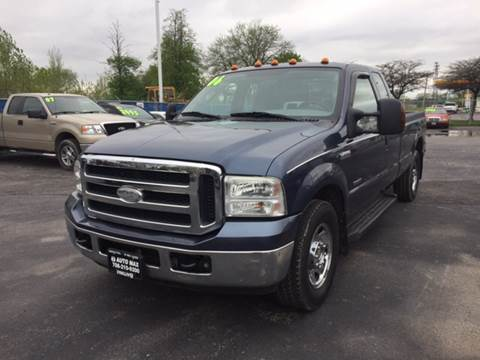 2006 Ford F-250 Super Duty for sale at ROUTE 6 AUTOMAX in Markham IL