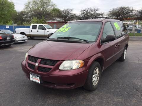 2002 Dodge Grand Caravan for sale at ROUTE 6 AUTOMAX in Markham IL