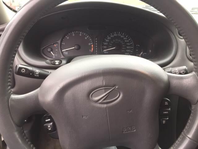2001 Oldsmobile Alero for sale at ROUTE 6 AUTOMAX in Markham IL