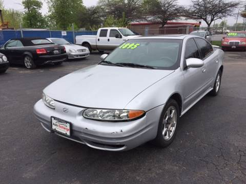 2001 Oldsmobile Alero for sale at ROUTE 6 AUTOMAX in Markham IL