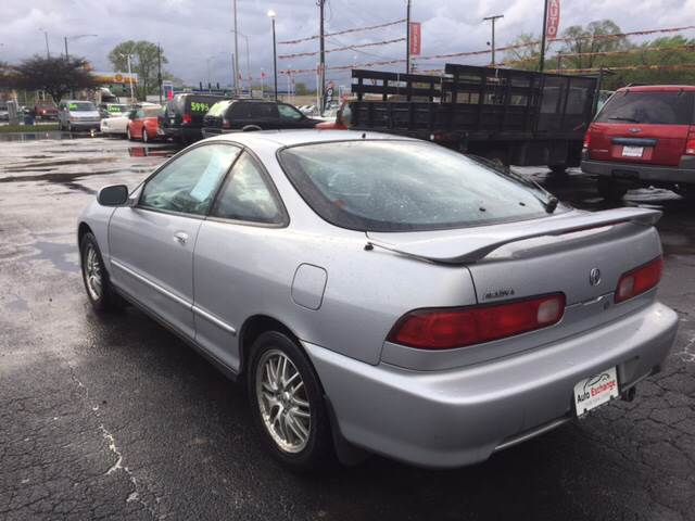 2001 Acura Integra for sale at ROUTE 6 AUTOMAX in Markham IL
