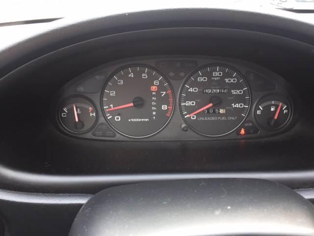 2001 Acura Integra for sale at ROUTE 6 AUTOMAX in Markham IL