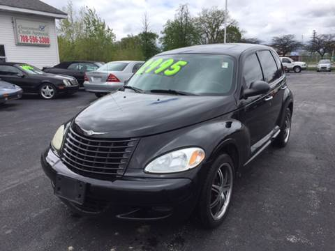 2004 Chrysler PT Cruiser for sale at ROUTE 6 AUTOMAX in Markham IL