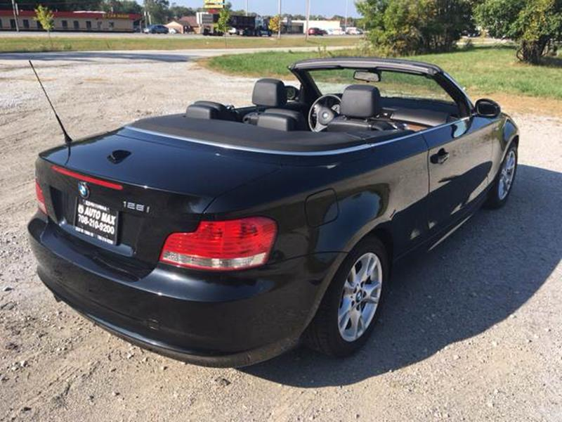 Bmw Series I Dr Convertible In Harvey IL AUTO EXCHANGE - 2009 bmw convertible