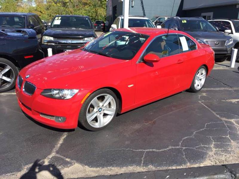 Bmw Series I Dr Convertible In Harvey IL AUTO EXCHANGE - 2008 bmw 3 series 335i convertible