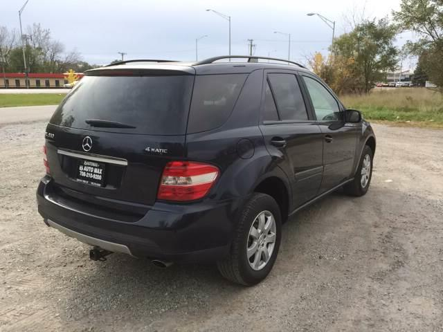 2007 Mercedes-Benz M-Class ML 350 AWD 4MATIC 4dr SUV - Harvey IL