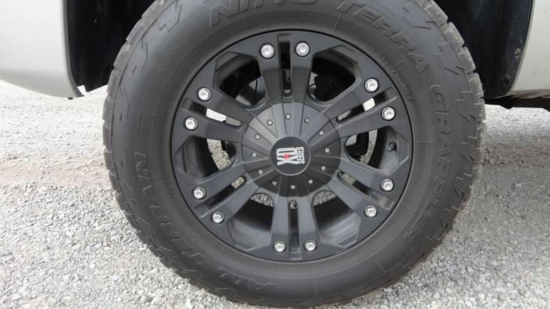 2011 Chevrolet Silverado 1500 4x4 LT 4dr Extended Cab 6.5 ft. SB - Harvey IL