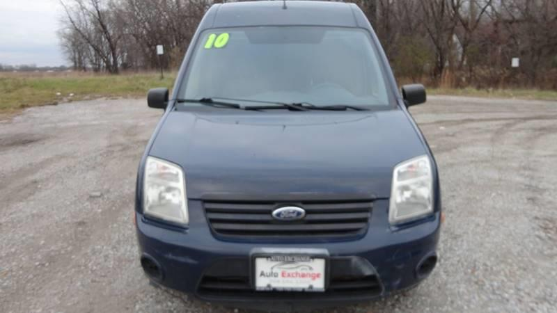 2010 Ford Transit Connect XLT 4dr Cargo Mini-Van w/o Side and Rear Glass - Harvey IL