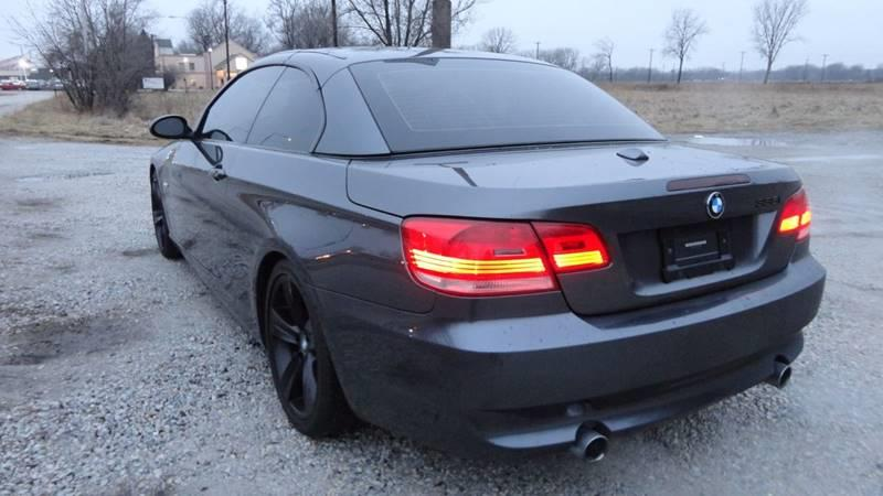 2008 BMW 3 Series 335i 2dr Convertible - Harvey IL