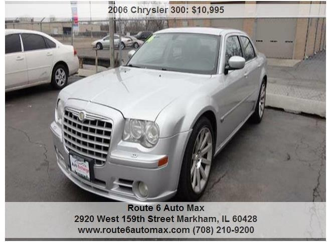 2006 Chrysler 300 SRT-8 4dr Sedan - Harvey IL