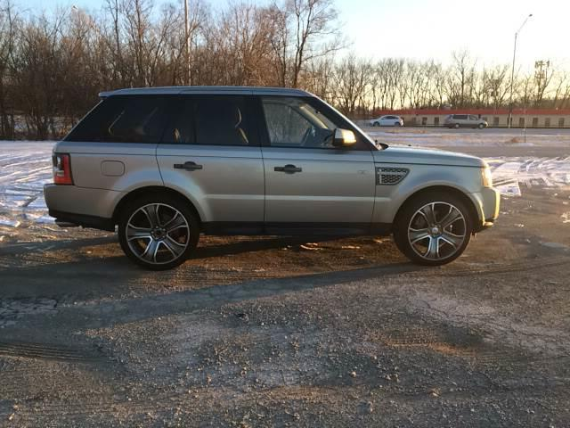 2011 Land Rover Range Rover Sport 4x4 Supercharged 4dr SUV - Harvey IL