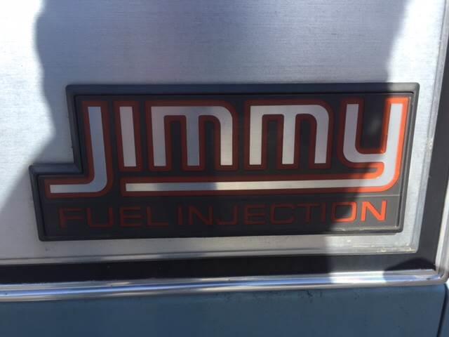 1991 GMC Jimmy 2dr 4WD SUV - Harvey IL