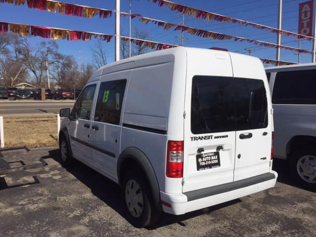 2013 Ford Transit Connect XLT 4dr Cargo Mini-Van w/Side and Rear Glass - Harvey IL